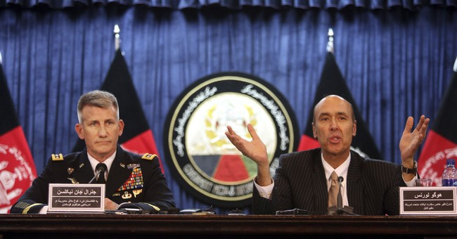 US general vows to annihilate IS in Afghanistan
