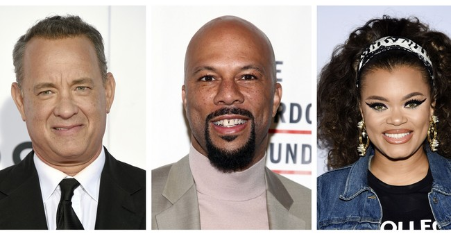 Common and Hanks among stars of 'Super School Live' special