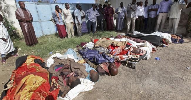 The Latest: Somalia notes 'civilian casualties' in raid