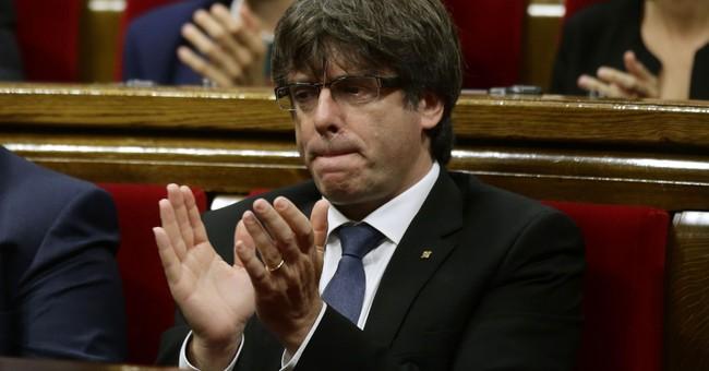 The Latest: Madrid imam condemns attacks in Catalonia
