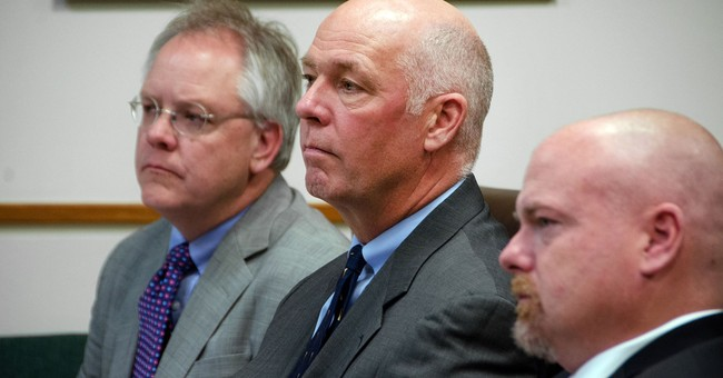 Montana congressman booked after assault conviction
