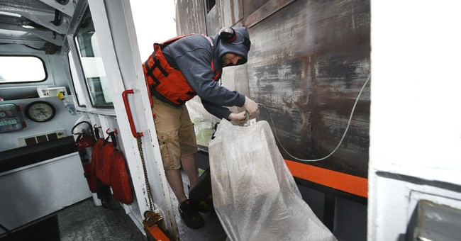 Mail by pail is name of game for Detroit's floating ZIP code