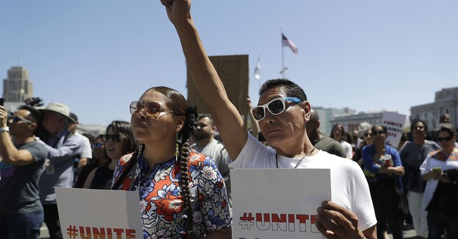 The Latest: SF mayor doesn't trust group canceling rally