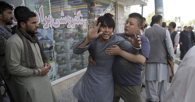At least 20 people killed in mosque attack in Afghan capital
