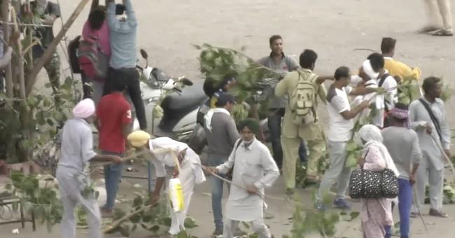 Calm returns after 30 die in India riots over guru verdict