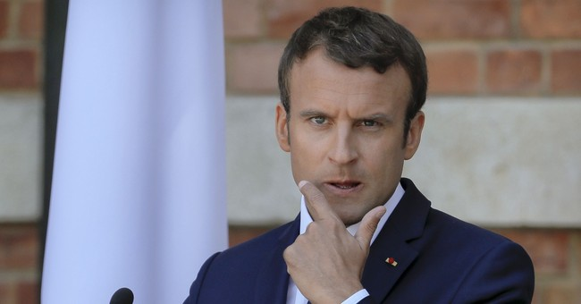 French President Macron's makeup costs prompt criticism