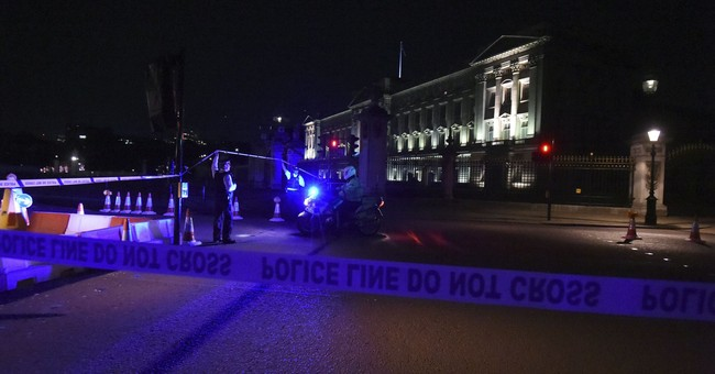Police arrest 2nd man in Buckingham Palace terror incident