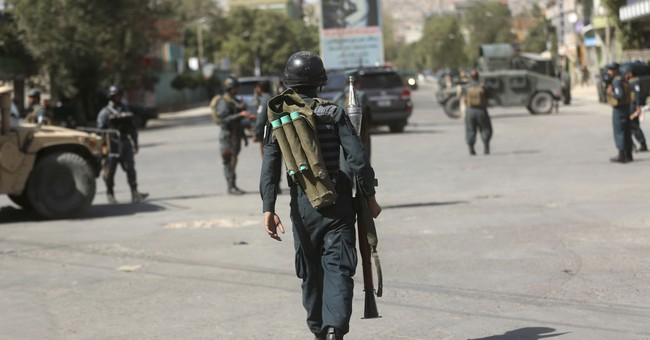 The Latest: IS attack targets Afghanistan's Shiites