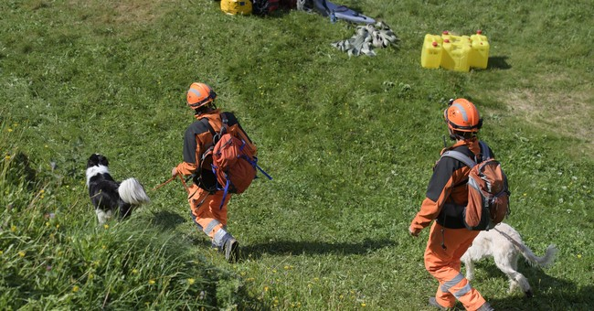 The Latest: New mudslide hits same Swiss Alpine village