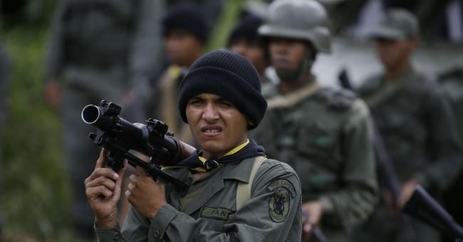 Venezuela's Maduro vows to punish opponents for US sanctions