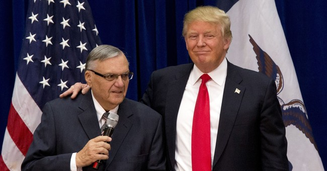 Trump pardons ex-Sheriff Joe Arpaio over federal conviction