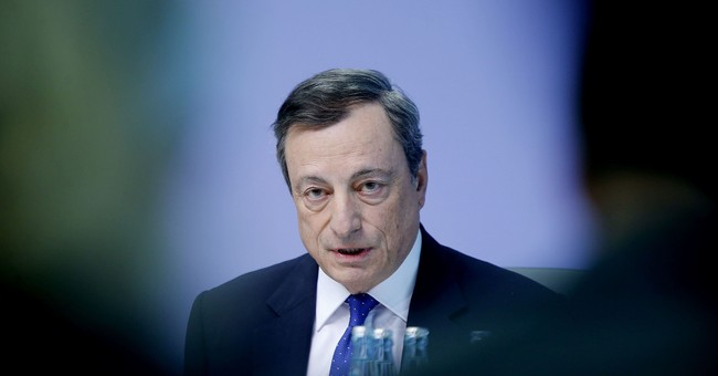 Draghi urges cooperation to combat anti-globalization