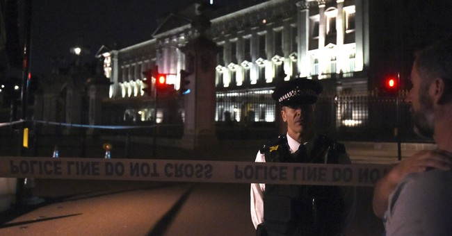 Police arrest 2nd man in Buckingham Palace terror incident