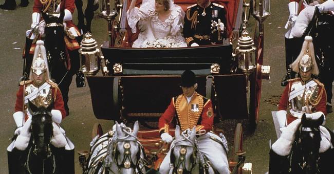 AP Was There: Prince Charles and Princess Diana's wedding