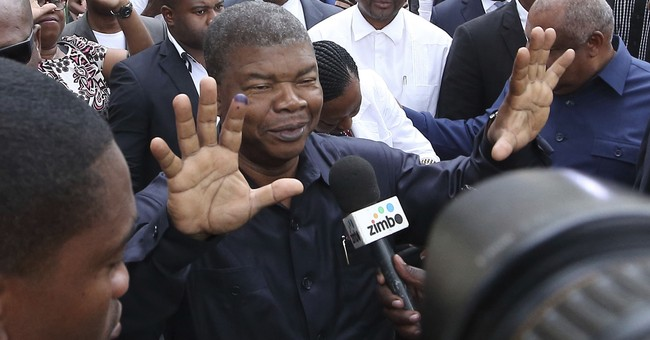 Angola ruling party wins election; defense minister to lead