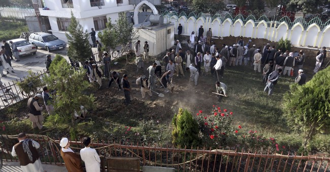 Official: Death toll from mosque attack in Kabul reaches 28