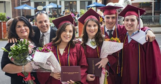 Quads on the quad: Quadruplets begin colleges in Connecticut
