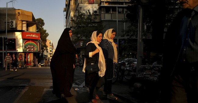 Chador in, hijab out: Iran VP's wardrobe draws criticism