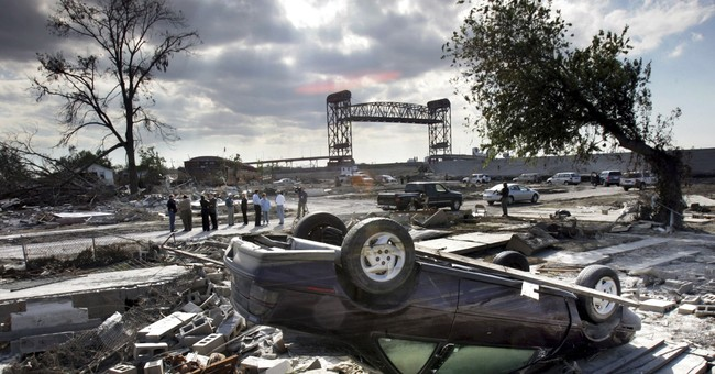 Harvey is worst TX storm since '61's Carla. How it stacks up