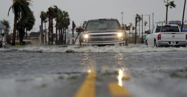 A timeline of Tropical Storm Harvey's development