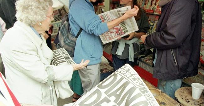 AP Was There: Princess Diana dies in Paris car crash