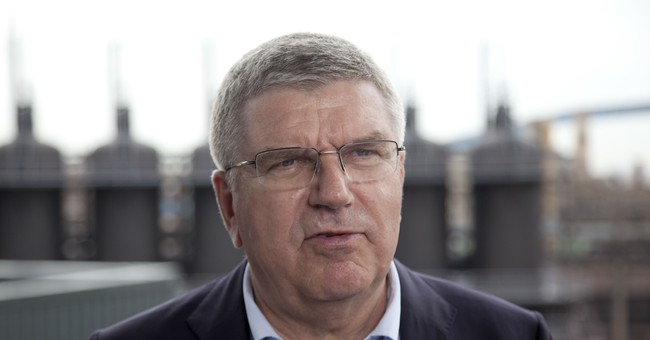 Bach says no immediate concerns for Pyeongchang Winter Games