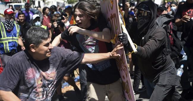 Anarchist rampage in Berkeley renews free speech debate