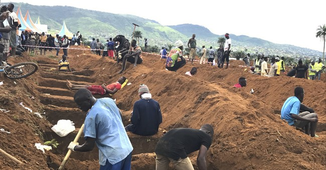 Local leaders say 1,000 dead from Sierra Leone mudslides