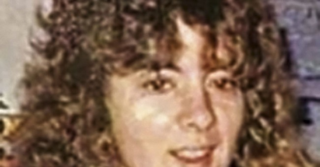 Police: Concrete slab may hold remains of long-missing woman