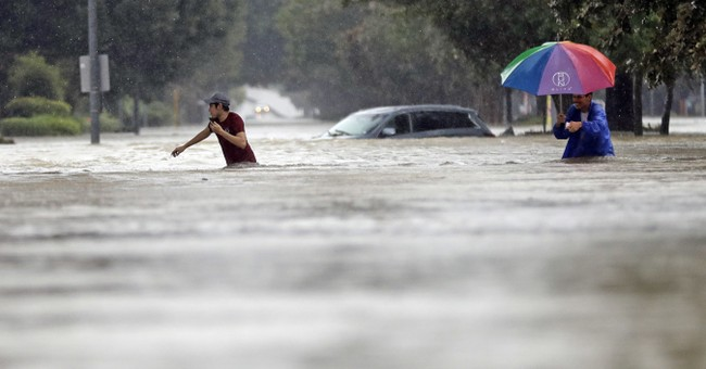 Rescuers pluck hundreds from rising floodwaters in Houston