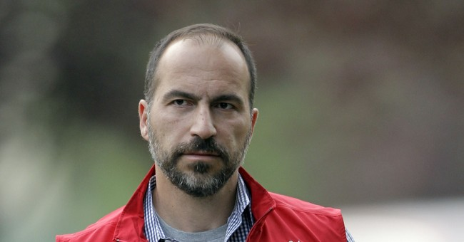 AP Sources: Expedia CEO Dara Khosrowshahi to lead Uber