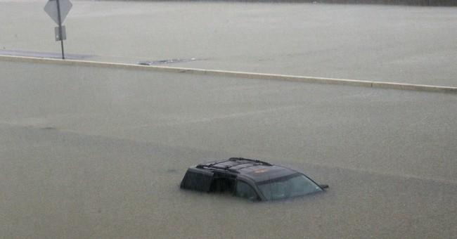 Hurricane Harvey the latest threat to flood-prone Houston