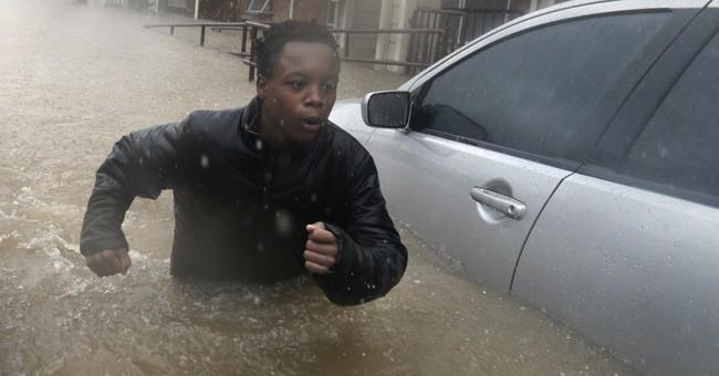 Houston evokes painful memories of Katrina