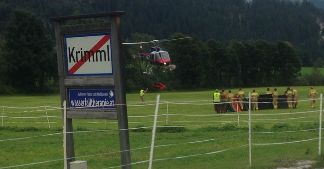 8 mountain climbers die in 3 accidents in Europe's Alps
