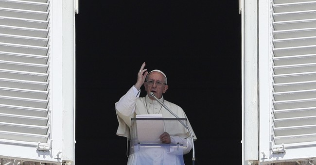"Pope laments ""persecutions"" of Rohingya Muslims in Myanmar"