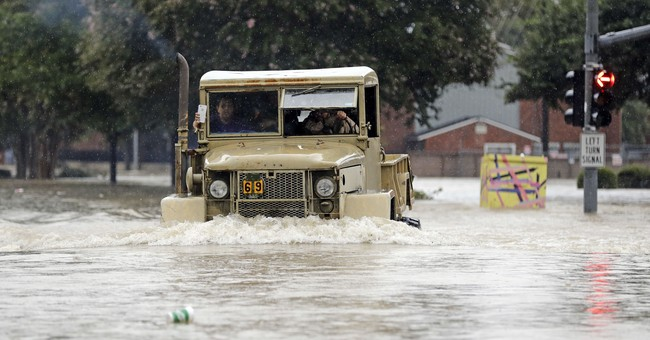 Texas teams' plans upended by Hurricane Harvey