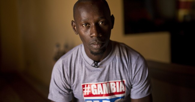 In a new Gambia, the prison doors begin to swing open