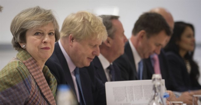The Latest: UK govt sets tight timetable for Brexit bill