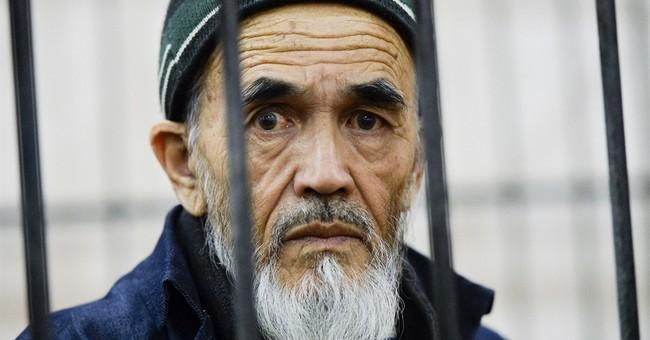 Kyrgyz court confirms life sentence for journalist