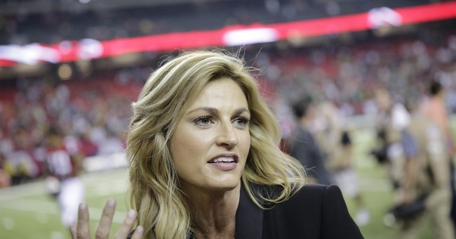 Erin Andrews had cervical cancer surgery during NFL season