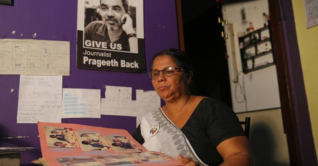 Hopes fade for justice for dead, lost Sri Lankan journalists