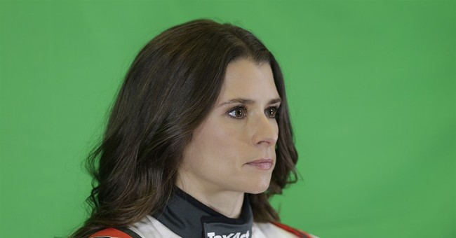 Sponsor questions for Danica Patrick as NASCAR season nears
