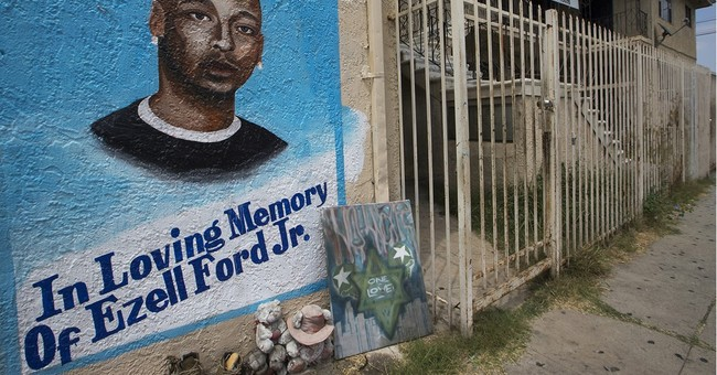 The Latest: LA police union agrees with DA on shooting probe