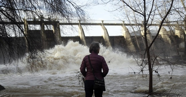 When will soggy California drop water restrictions?