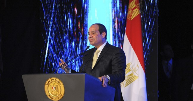 Egypt's el-Sissi says he is alarmed by high divorce rates
