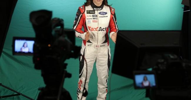 Sponsor questions for Danica Patrick as NASCAR season nears
