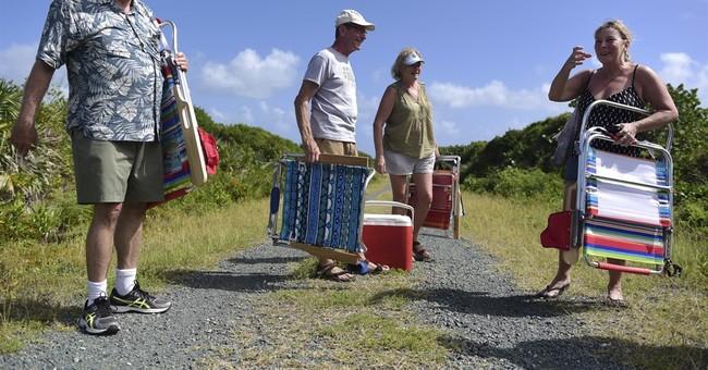 Puerto Rico tries to open no-man's-land to tourism
