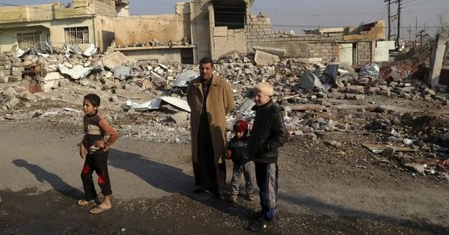 Iraqi PM: Eastern Mosul 'fully liberated' from Islamic State