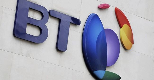 BT shares plunge on cost of Italian accounting scandal