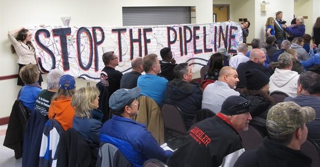 Plan to run pipeline through Pinelands gets public hearing